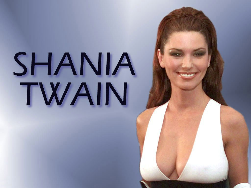 Shania Twain 1024x768