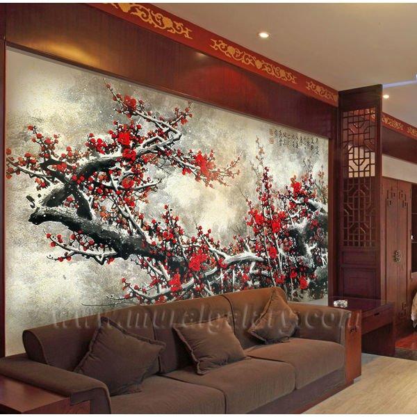 Chinese Wallpaper Murals Wallpapersafari