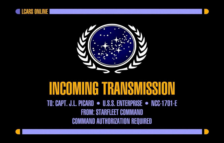 Wallpaper logo Enterprise Star Trek TV series badge Starfleet 1332x850