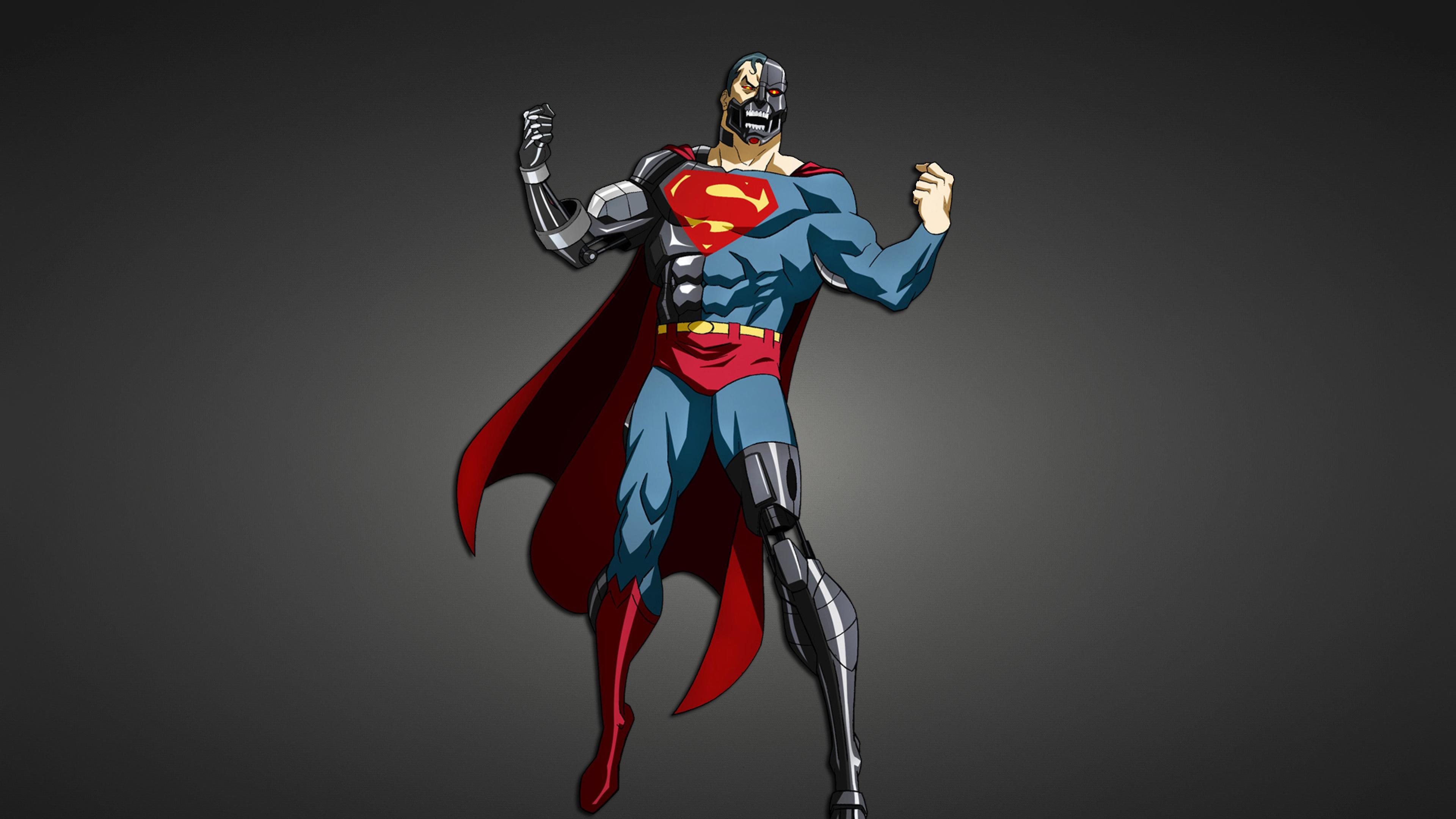 Superhero Wallpaper HD 3840x2160