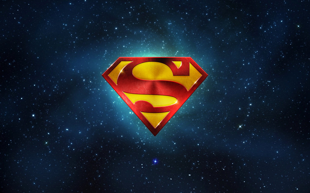Wallpaper Superman by kristofbraekevelt 1024x640