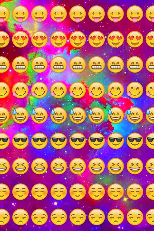 Emoji Wallpaper Tumblr 500x750