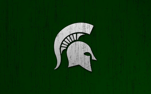 Michigan State Spartans WPs   Android Apps Games on Brothersoftcom 512x320