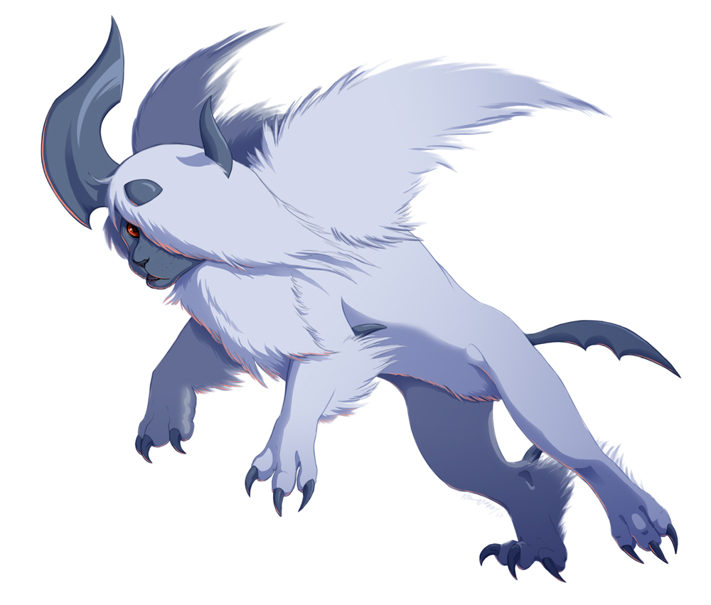 Mega Absol Wallpaper - WallpaperSafari