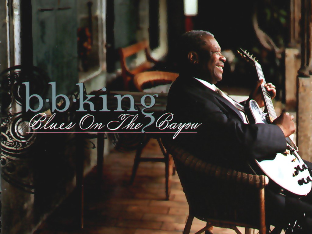 My Wallpapers   Music Wallpaper BB King 1024x768