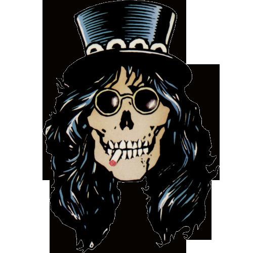 Slash Skull Appetite for Destruction by GunnerGirl666 500x500