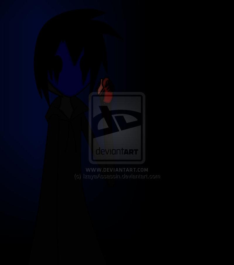 Creepypasta Eyeless Jack No Hood On by IzayaAssassin 800x905