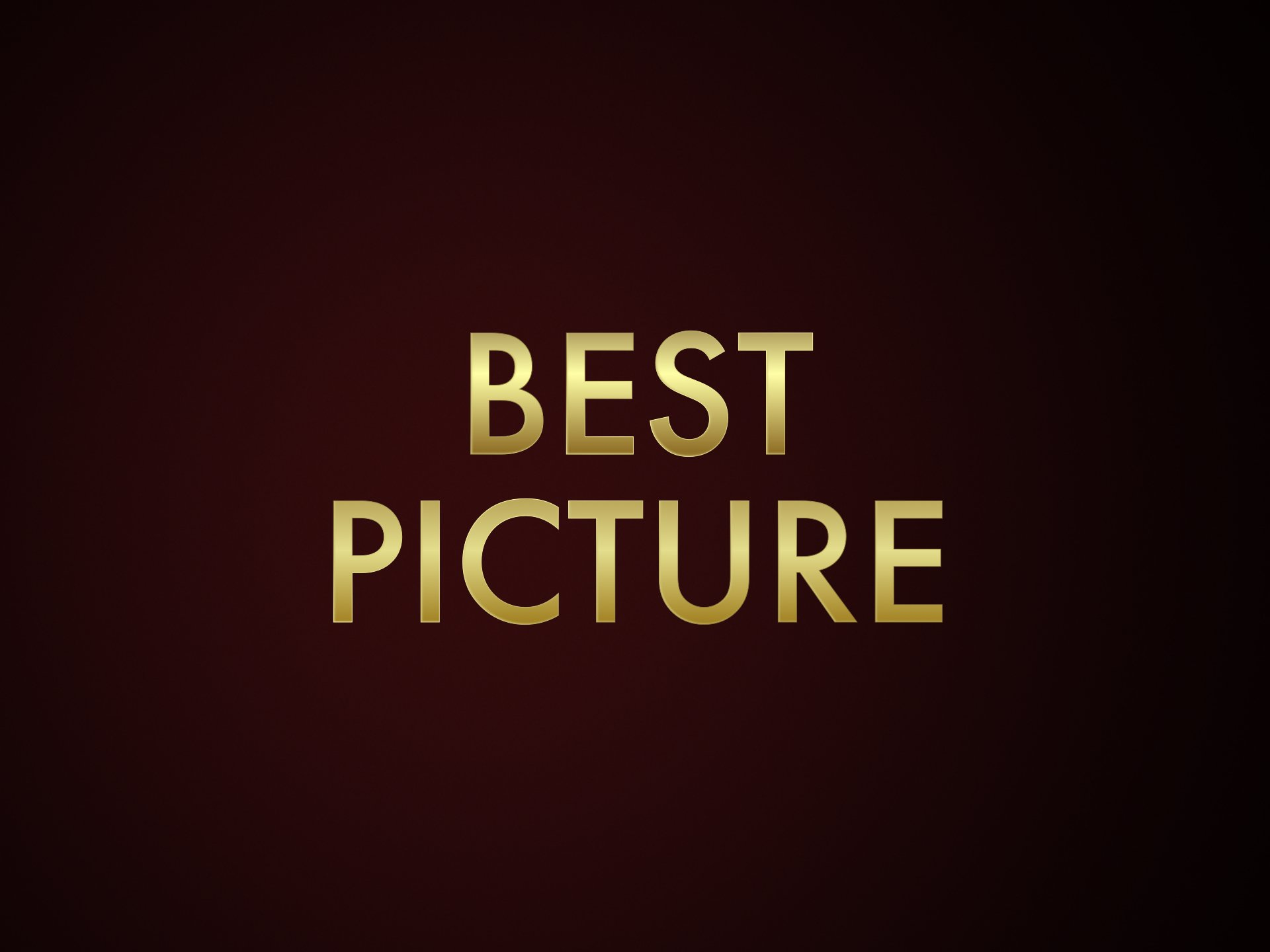 Best Picture Nominations Oscars 2020   Oscars 2020 News 92nd 1920x1440