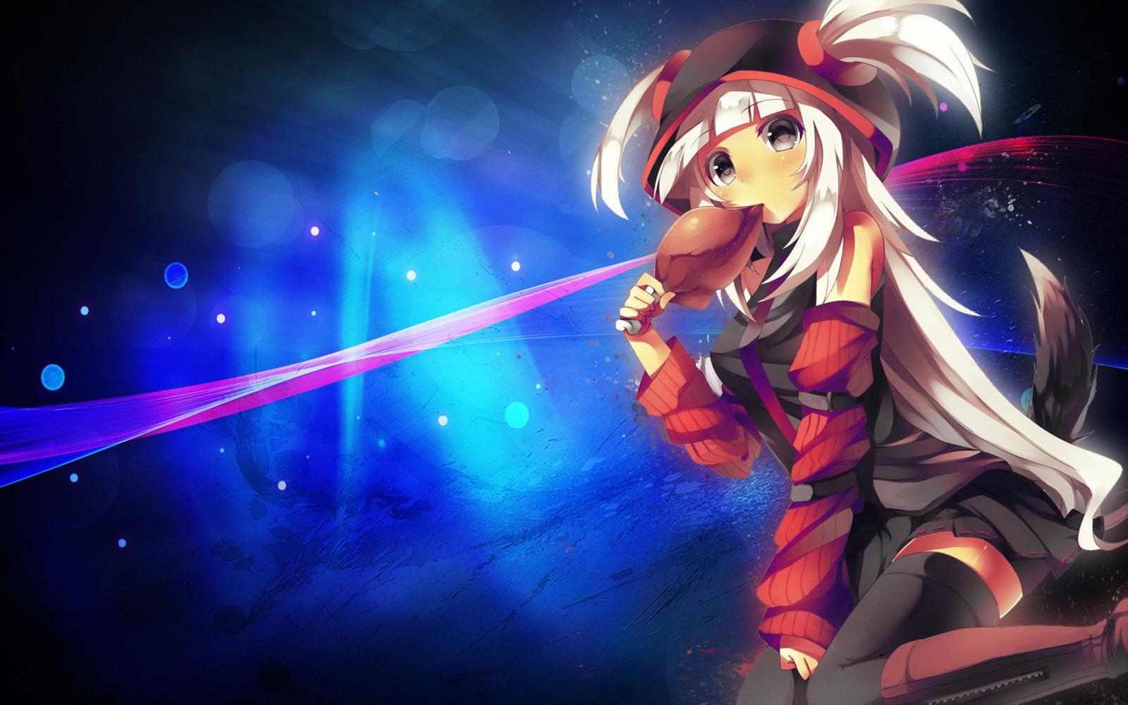 Anime Wallpaper by Cyropath 1600x1000