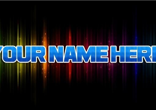 Cool Backgrounds With Your Name