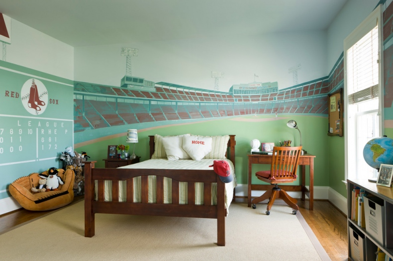 Baseball Bedroom Wallpaper 28 Images Decorating Ideas For Boys