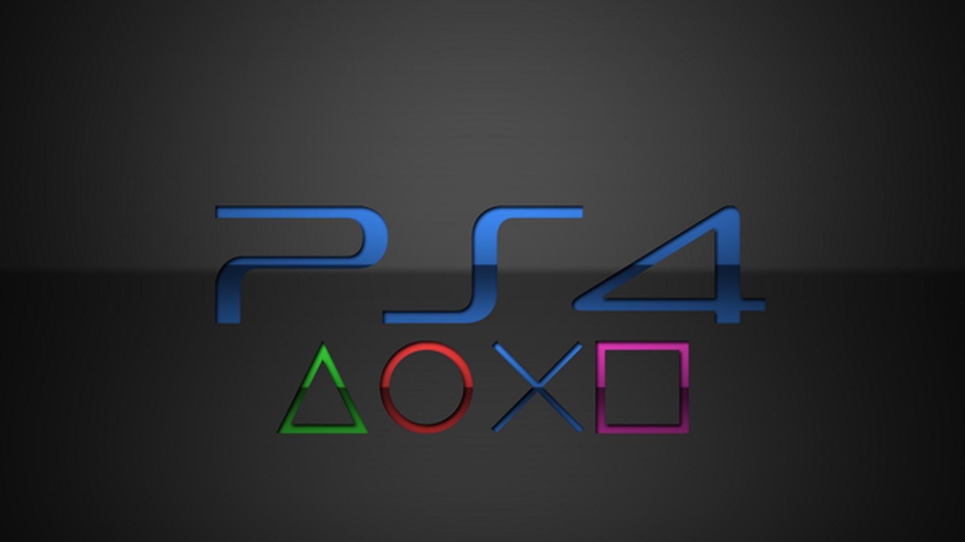 Playstation logo wallpaper wallpapersafari - Ps4 wallpaper hd ...
