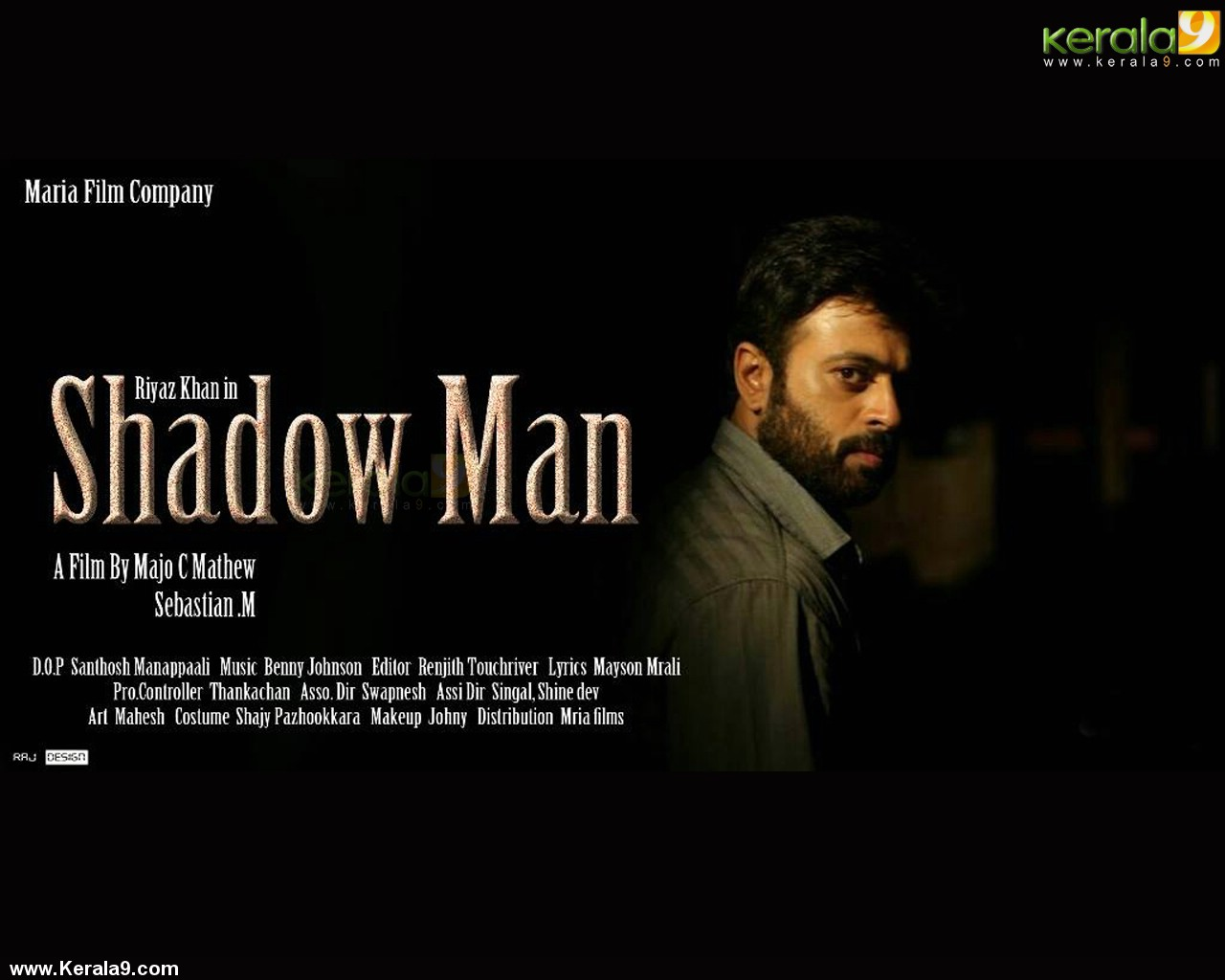 Home movie Shadow Man Wallpaper 1280x1024