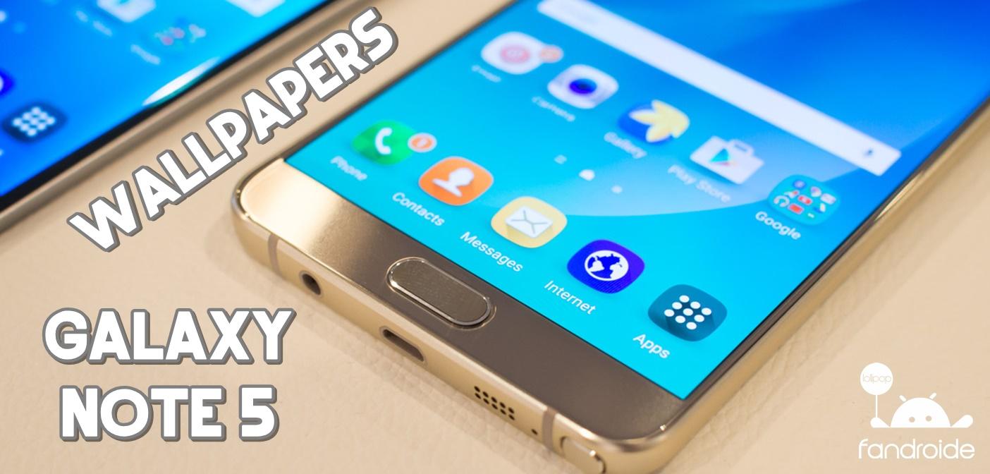 ya los fondos de pantalla del Samsung Galaxy Note 5 para tu Android 1404x672