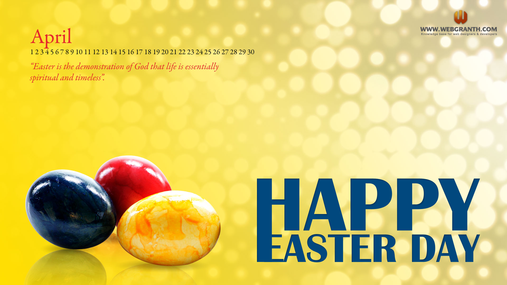 Happy Easter Day Wallpapers Happy Easter Thanksgiving 2018 1920x1080