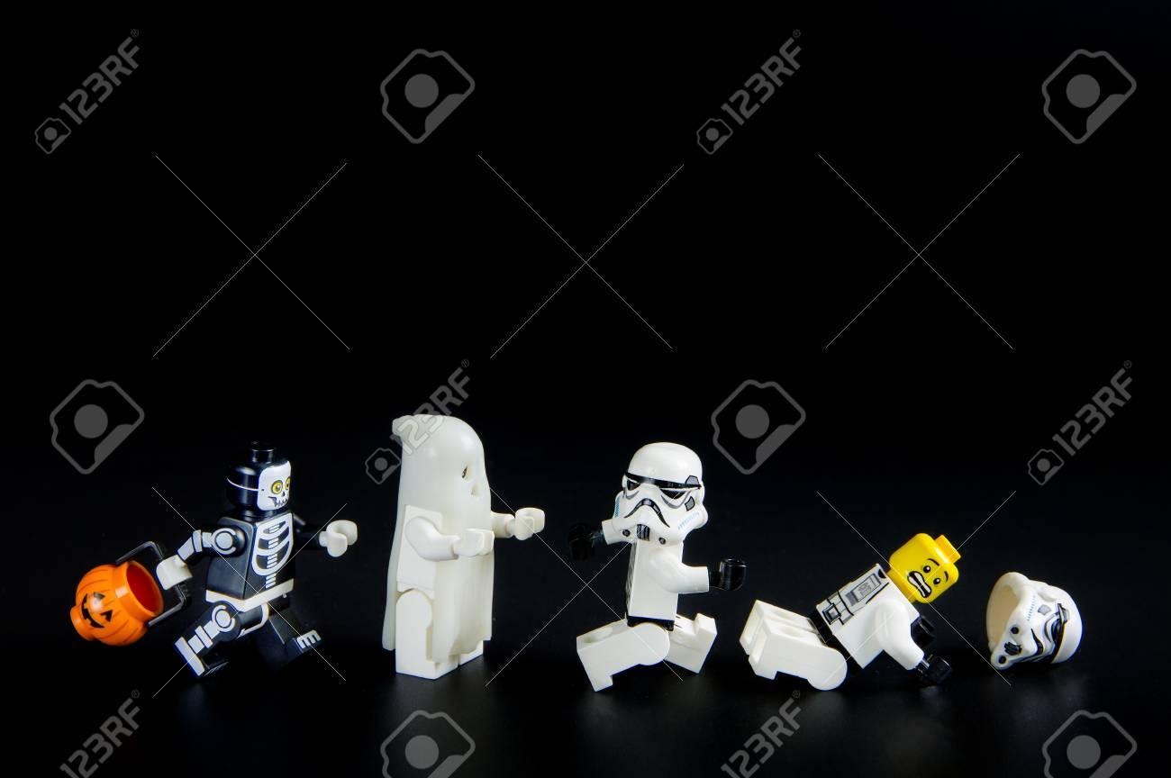 Nonthabure Thailand   August 23 2016 Lego Star Wars 1300x864