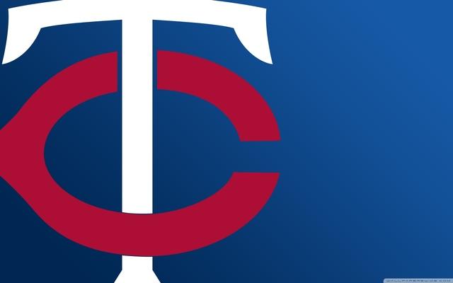 Minnesota Twins TC Logo Sport Wallpaper 42798 640x400