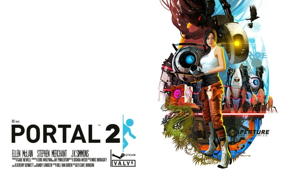 portal funny 1920x1200 wallpaper Funny Wallpapers Desktop 600x375