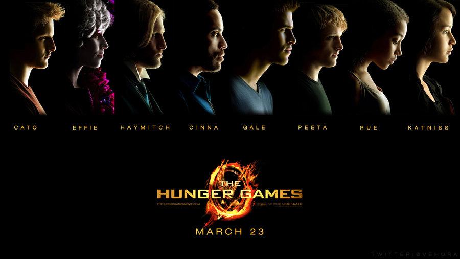 Hunger Games Wallpaper For Desktop The hunger games wallpapers 900x506