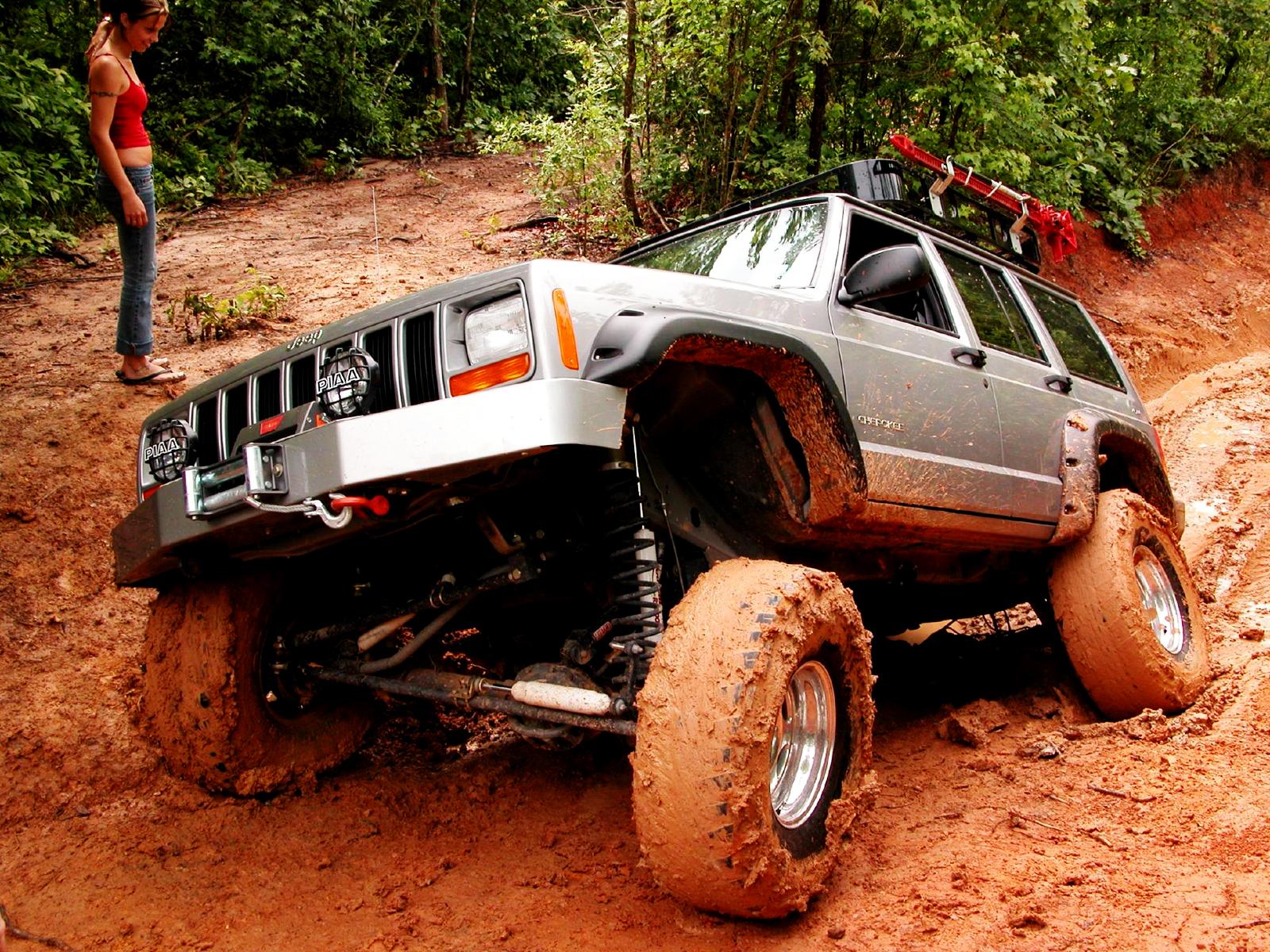 Off Road Vehicles 4X4 Jeeps HD Wallpapers Desktop Wallpapers 1600x1200