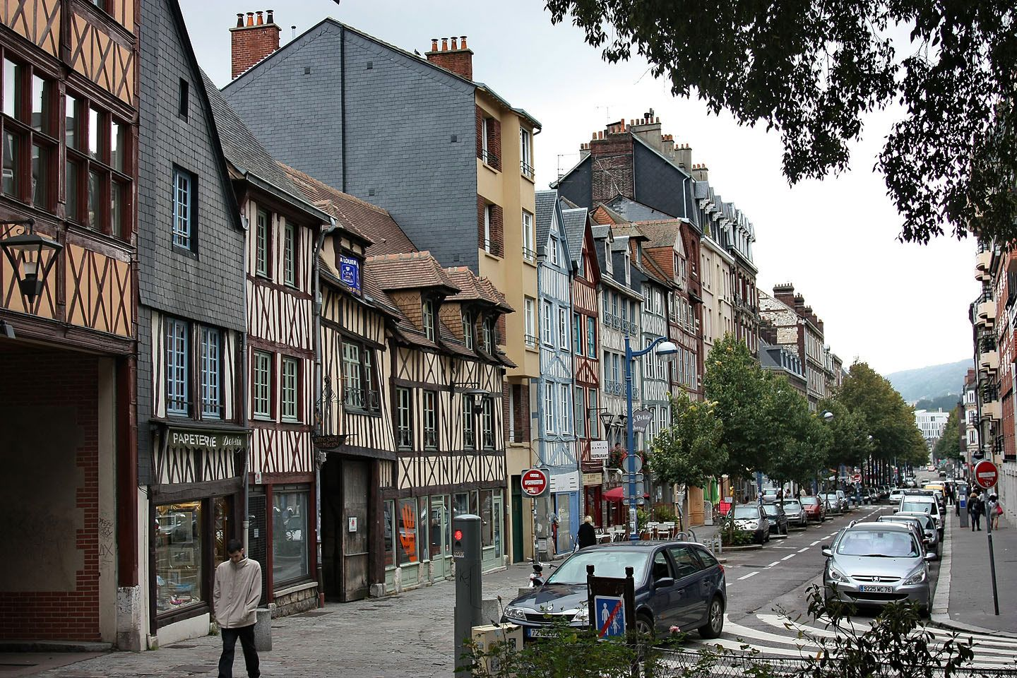 Rouen France Rouen France photos wallpapers Vacation 1440x960