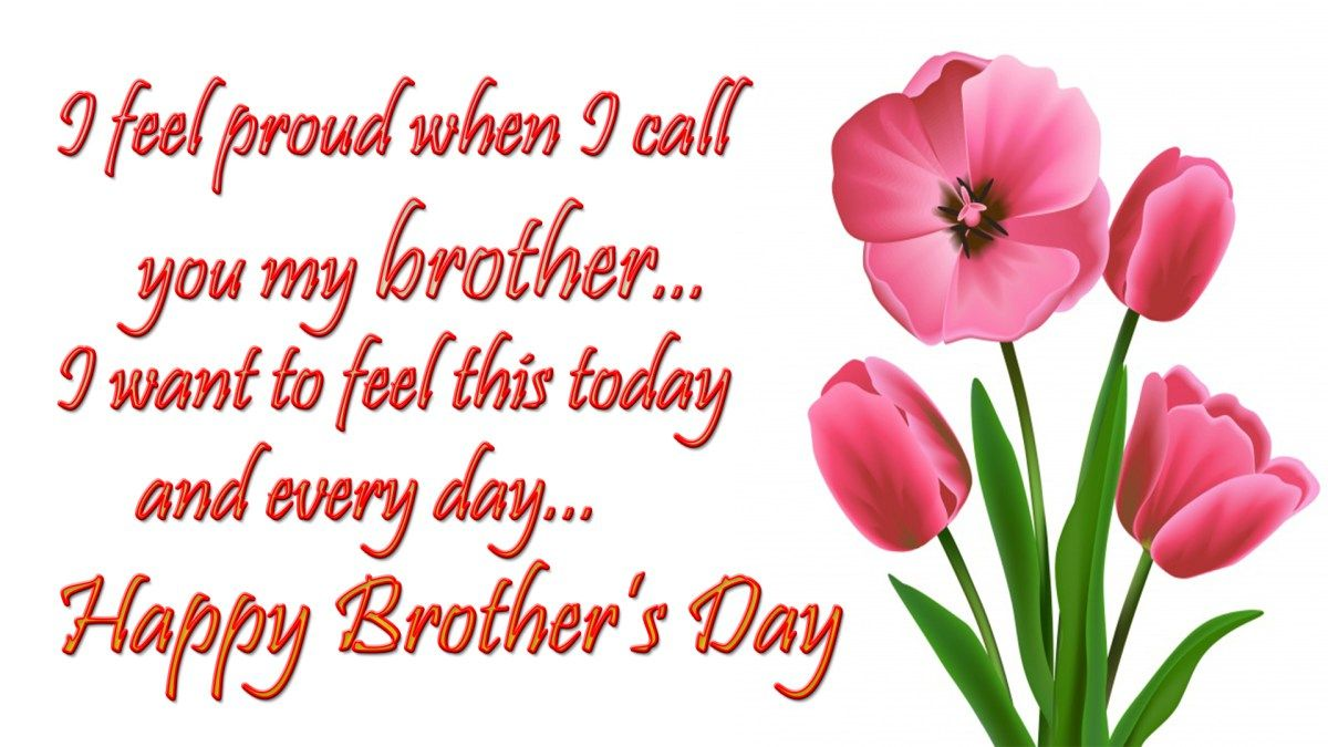 Happy Brothers Day Wishes Greetings Images Happy brothers day 1200x675