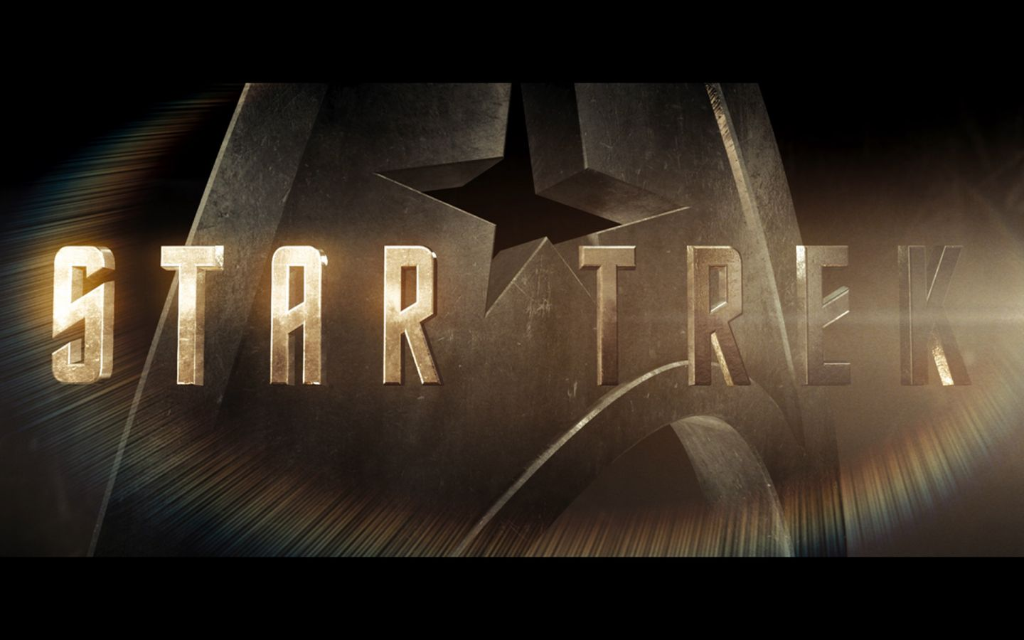 Star Trek 2009 Title Logo Wallpaper 1440900 Star Trek Wallpaper 1440x900