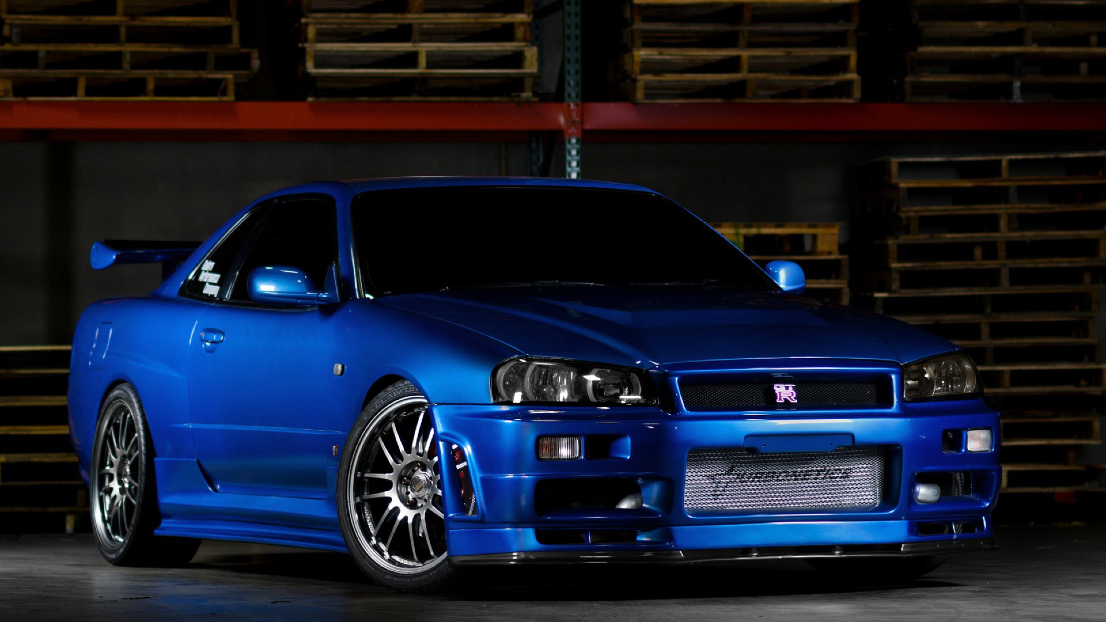 Nissan Skyline R34 Wallpaper Wallpapersafari