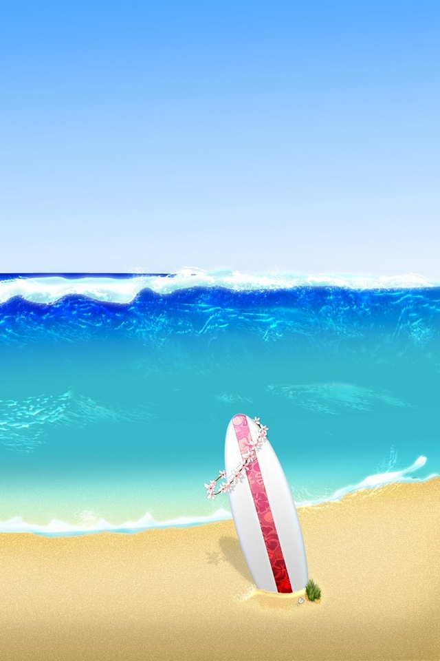 surf   Download iPhoneiPod TouchAndroid Wallpapers Backgrounds 640x960