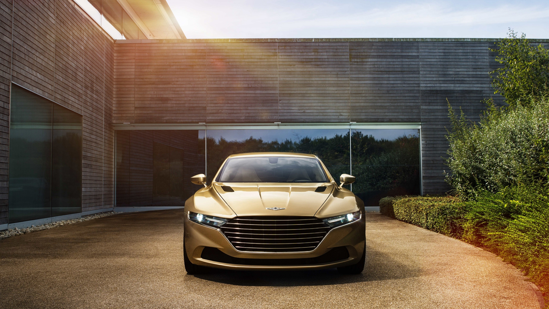 Aston Martin Lagonda 2017 HD Wallpapers 1920x1080