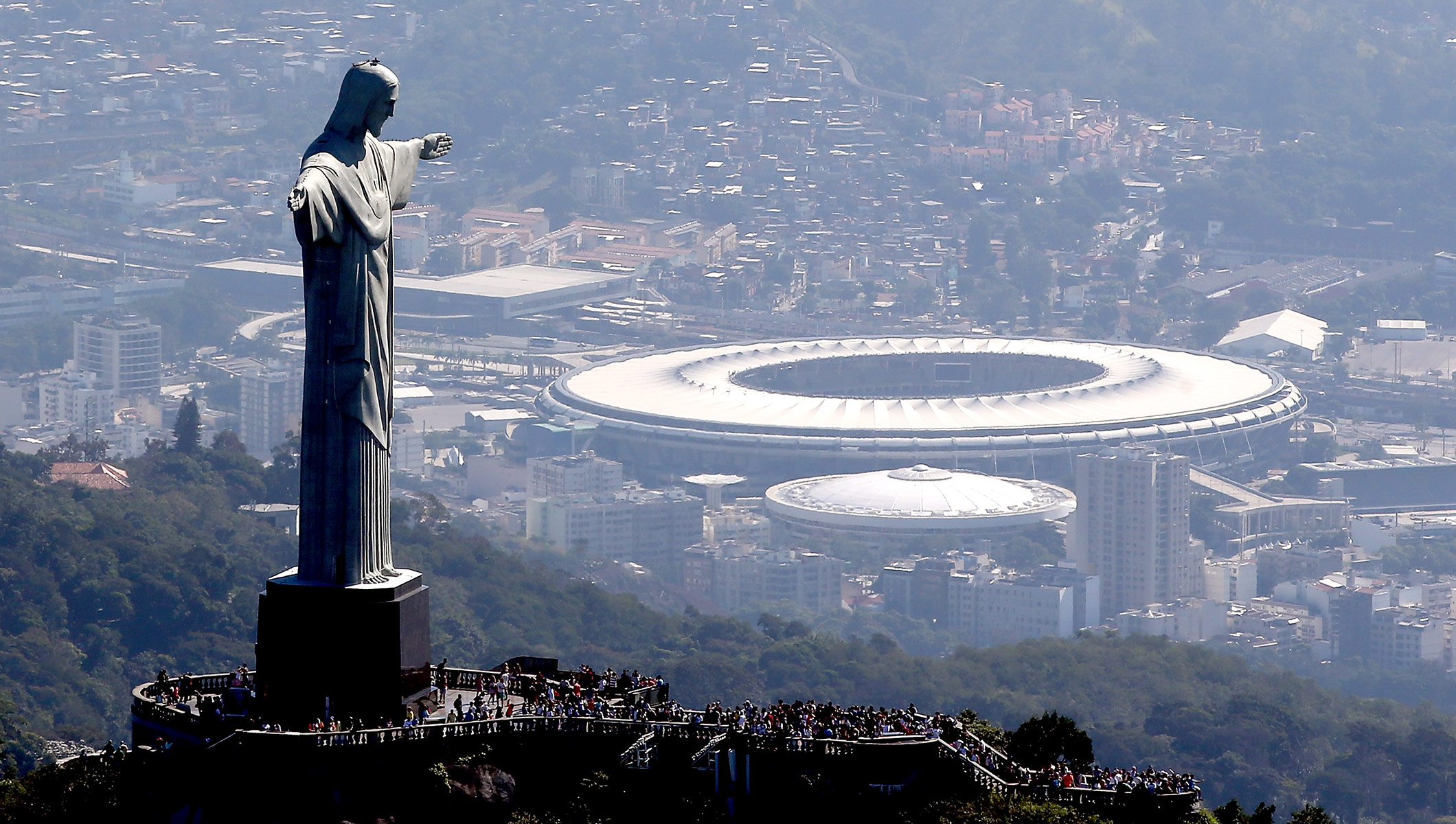 The Rio 2016 Olympic Games competition venues   Olympic News 2120x1200