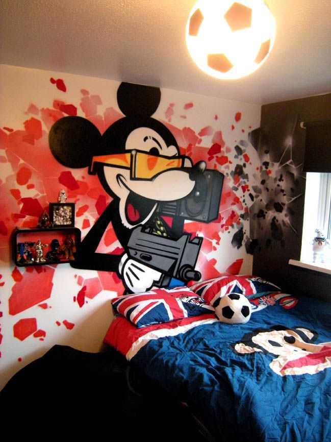 Cool Wallpaper For Boys Room Wallpapersafari