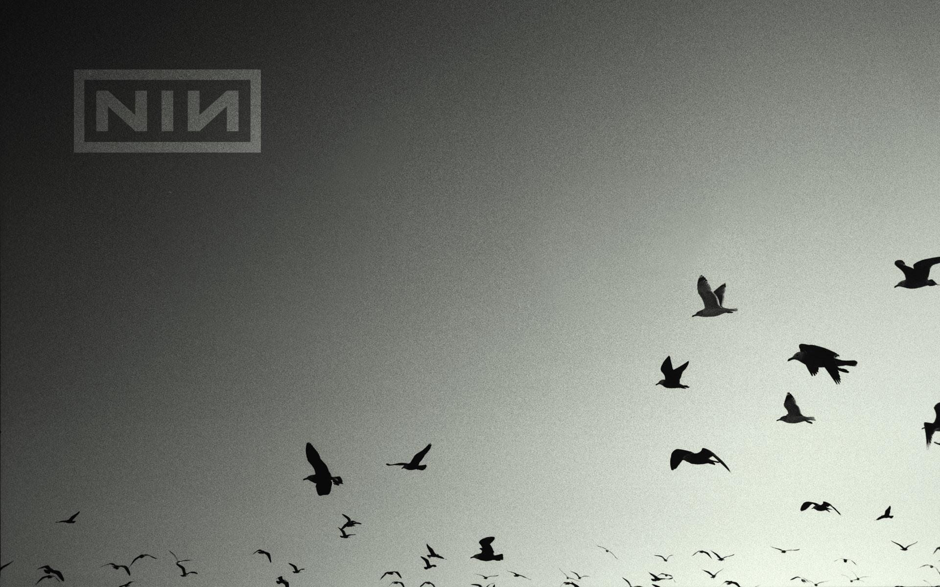 Nine Inch Nails desktop wallpaper