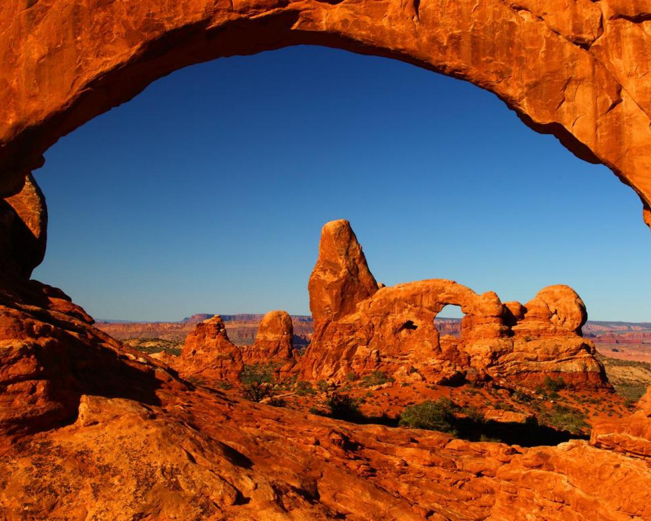 Arches national park usa HQ WALLPAPER   167335 1280x1024