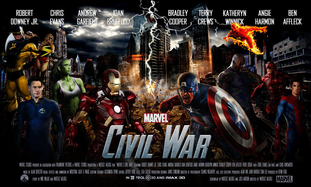 Look Full cast of Captain America Civil War revealed   MoviePilot 1023x614