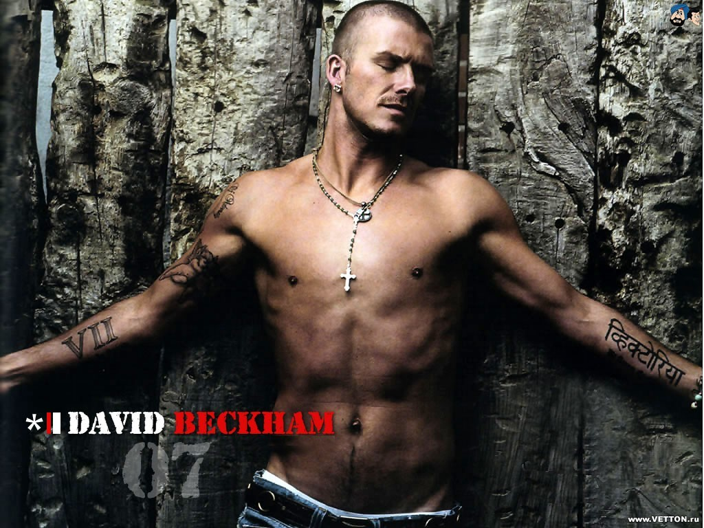 David Beckham Wallpapers 2011 1024x768