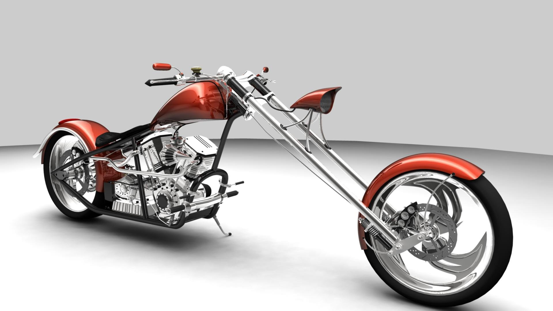 ORANGE COUNTY CHOPPERS occ custom chopper hot rod rods 1920x1080