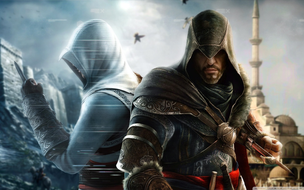 Assassins Creed Revelations Review 1280x800