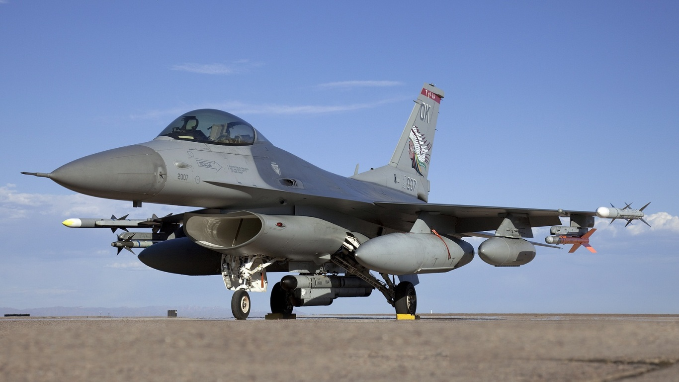 File Name 796730 Awesome F16 Pic F16 Wallpapers 1366x768