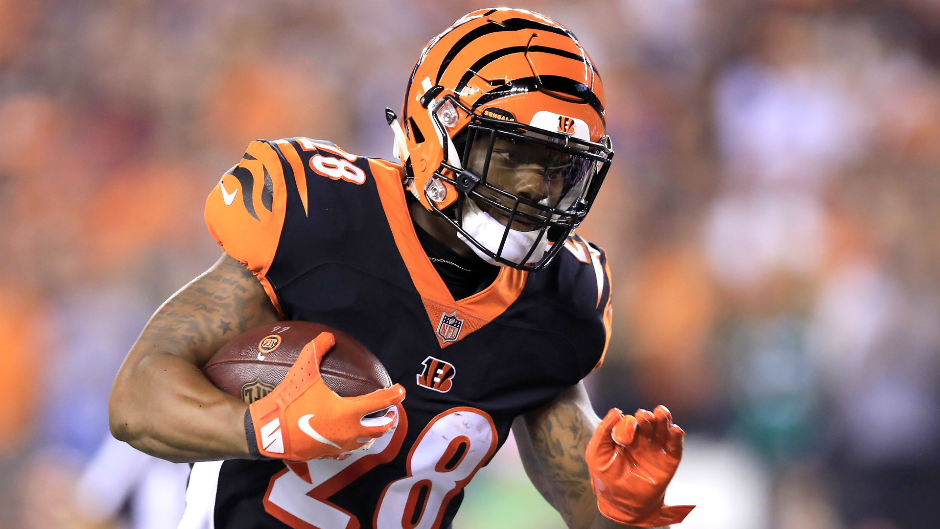 Bengals Joe Mixon may have to undergo surgery Sporting News 1920x1080