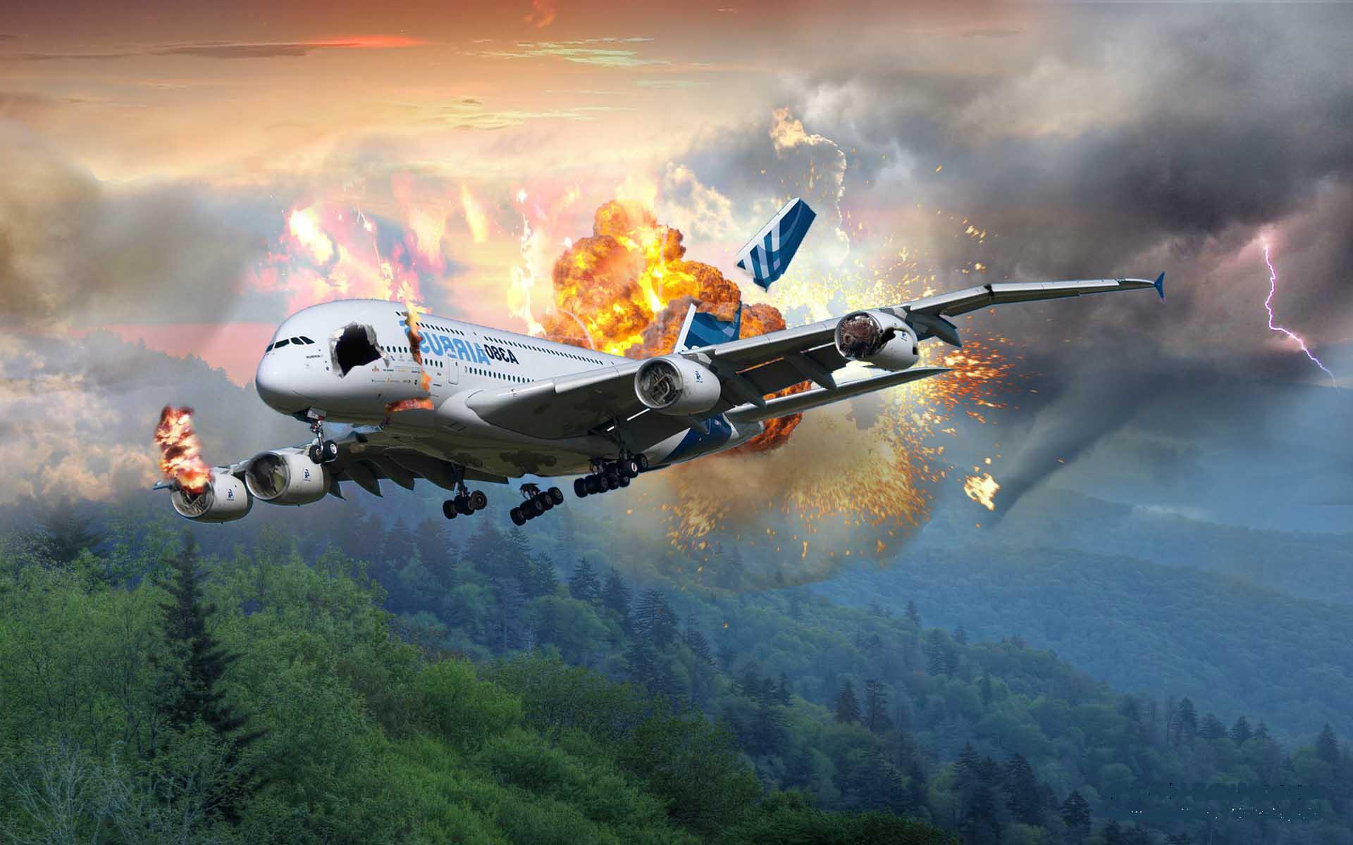 Airplane crashes essay