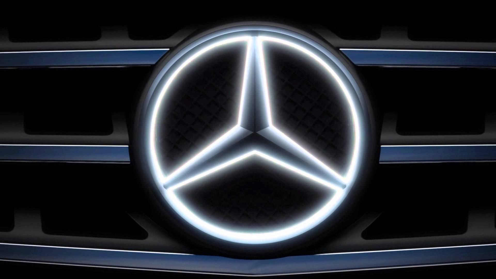 Mercedes Logo Wallpapers 1920x1080