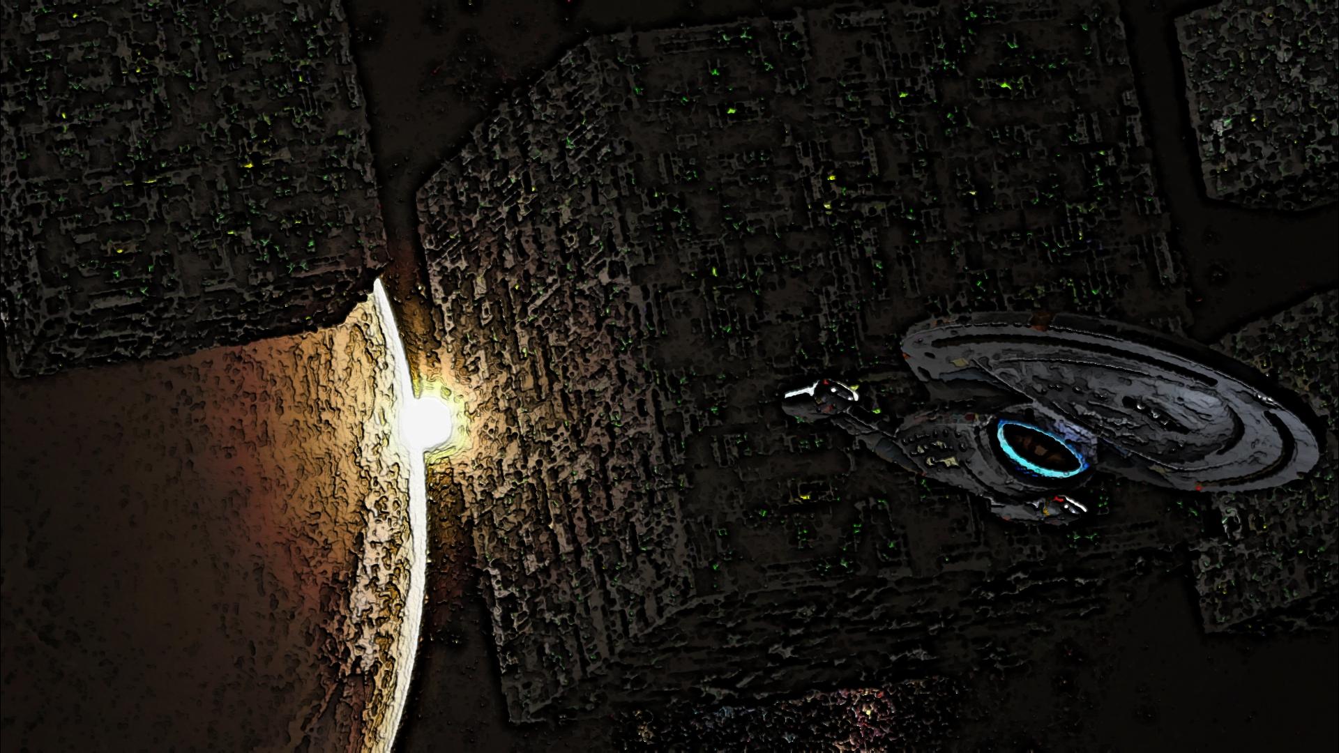 Image of Borg Star Trek   WallpaperAsk 1920x1080