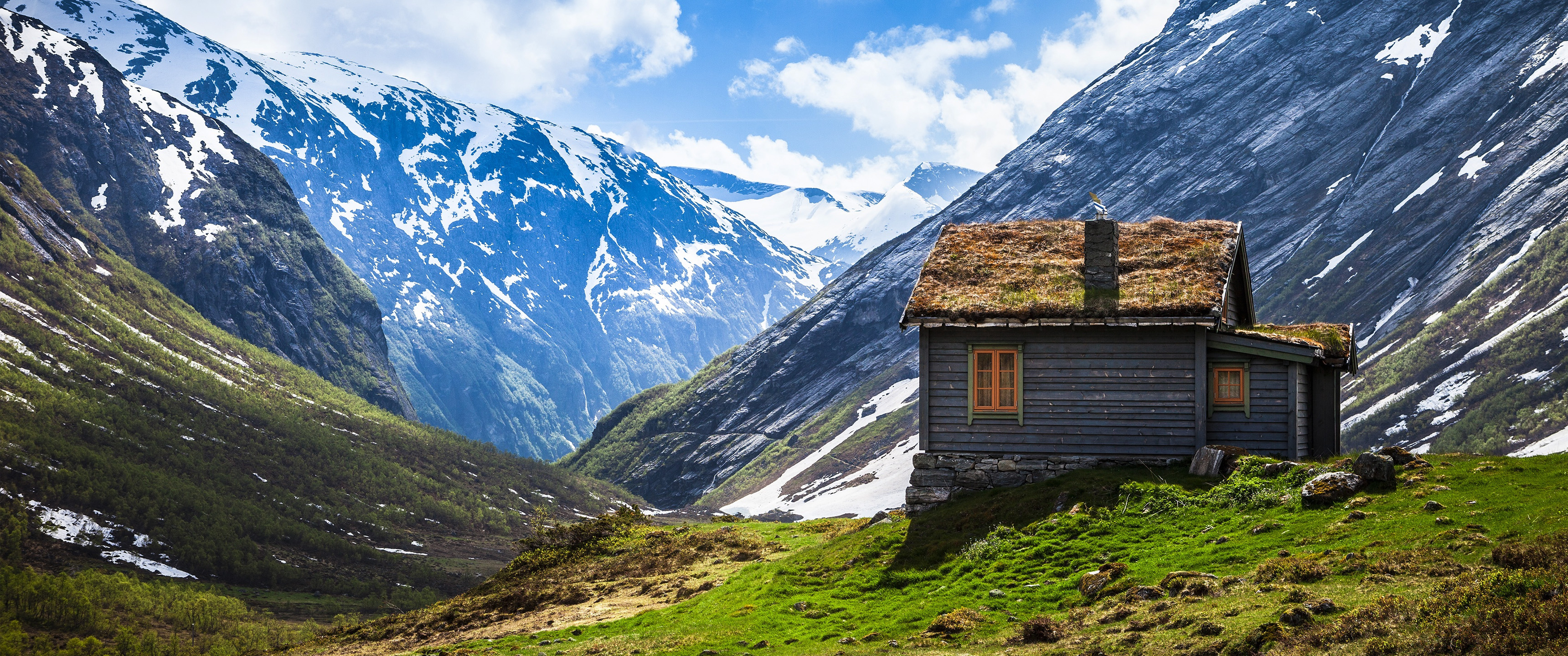 Single Cabin 219 Wallpaper Ultrawide Monitor 219 Wallpapers 3440x1440