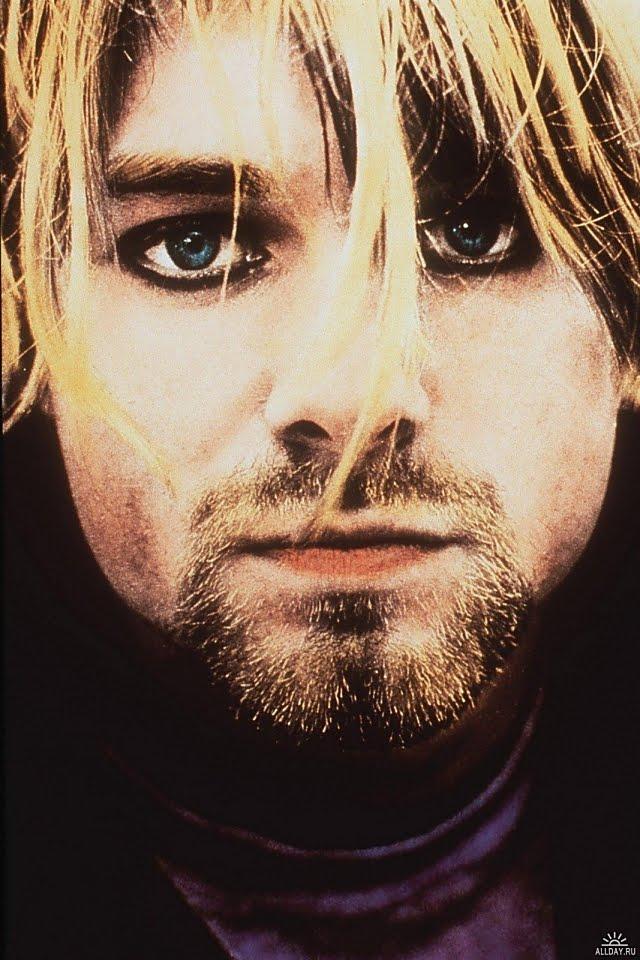 Kurt Cobain 640x960