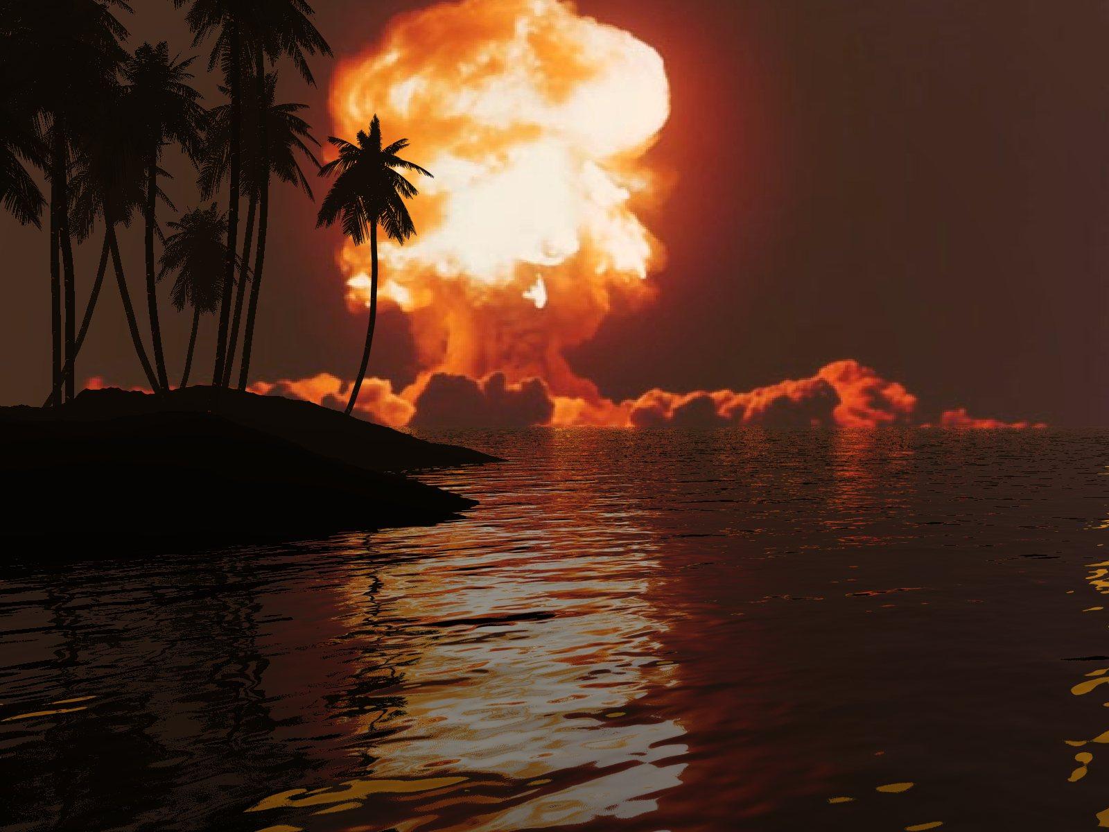 allwantsimgcom Nuclear Explosion Wallpaper HD 1600x1200