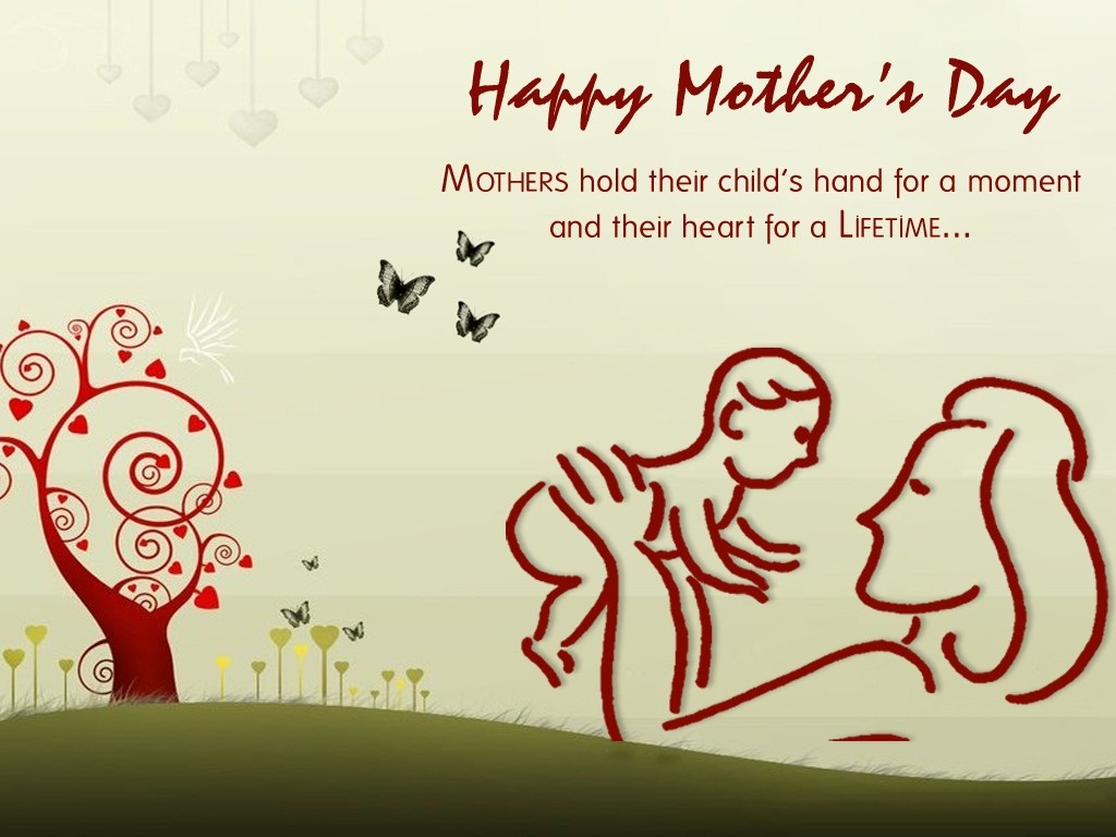 48 Mothers Day HD Wallpapers For Download 1024x768