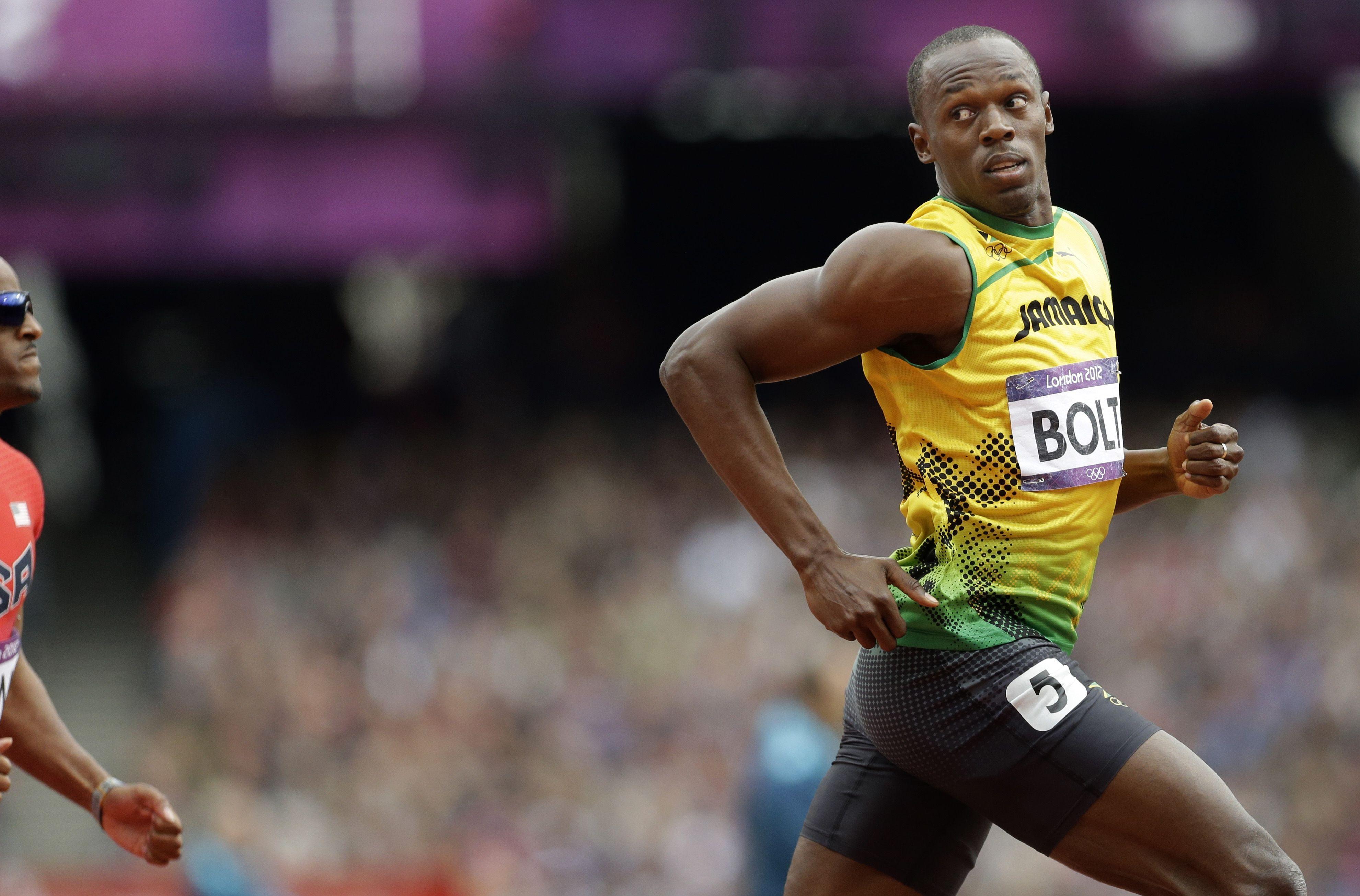 11 Usain Bolt HD Wallpapers Backgrounds 3962x2611