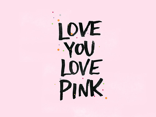 Victoria s Secret  Love You Love Pink  wallpaper XOX. Love Pink Wallpaper Victoria Secret   WallpaperSafari