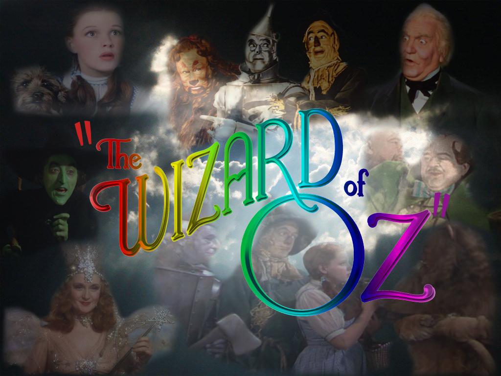 wizard of oz wallpaper border - photo #5